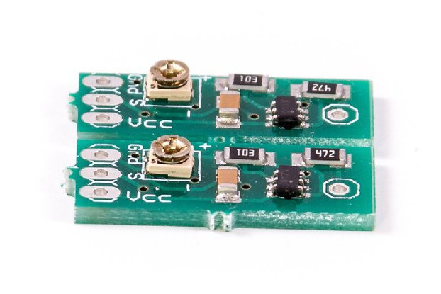 Easy touch proximity sensor (assembled)
