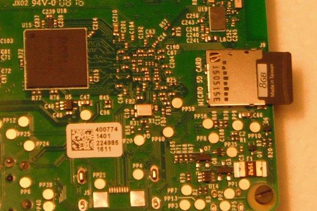 Raspberry pi 3 home automation network server