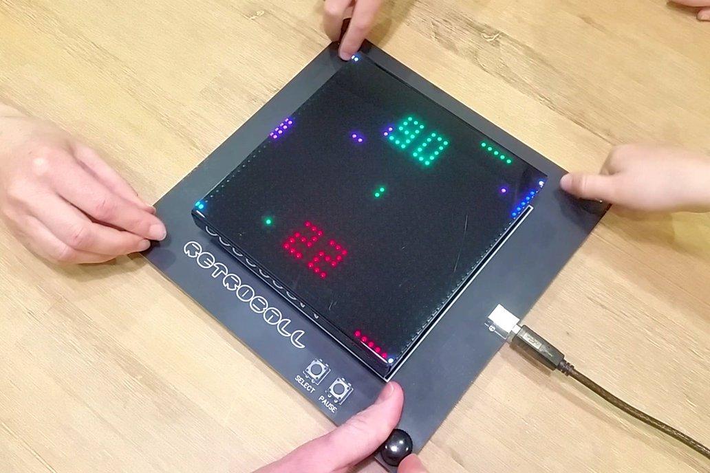 RetroBall: Build-It-Yourself Pixel Fun 1