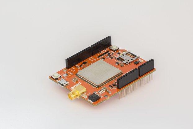 LTE Module Gemalto Cinterion ELS61 Connect Shield