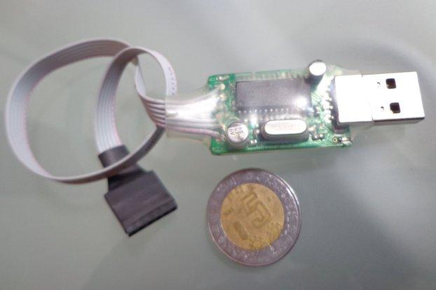 PicKito: A USB PIC Programmer