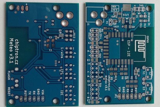 Meteo V3.1 (Bare PCB)