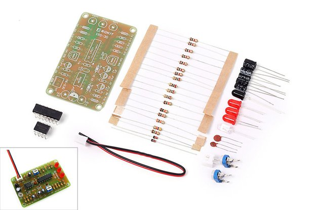Infrared Reversing Indicator Module DIY Kit(13278)