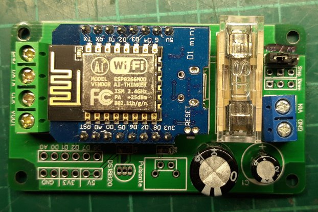 WLED Module for addressable LED