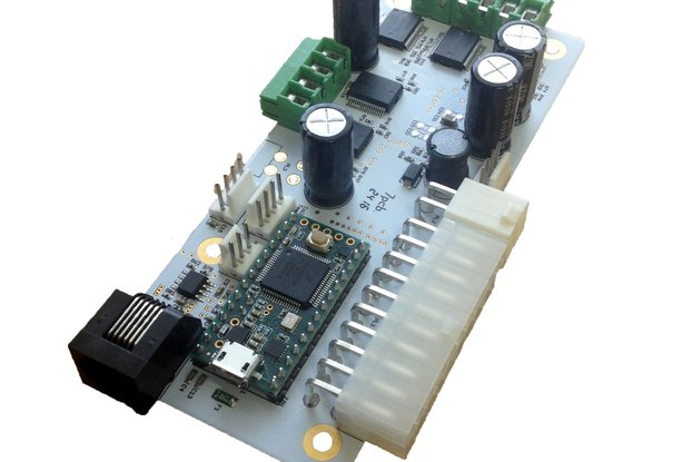 "IDL15-0142 Motion Control Board ""Blackbear"""