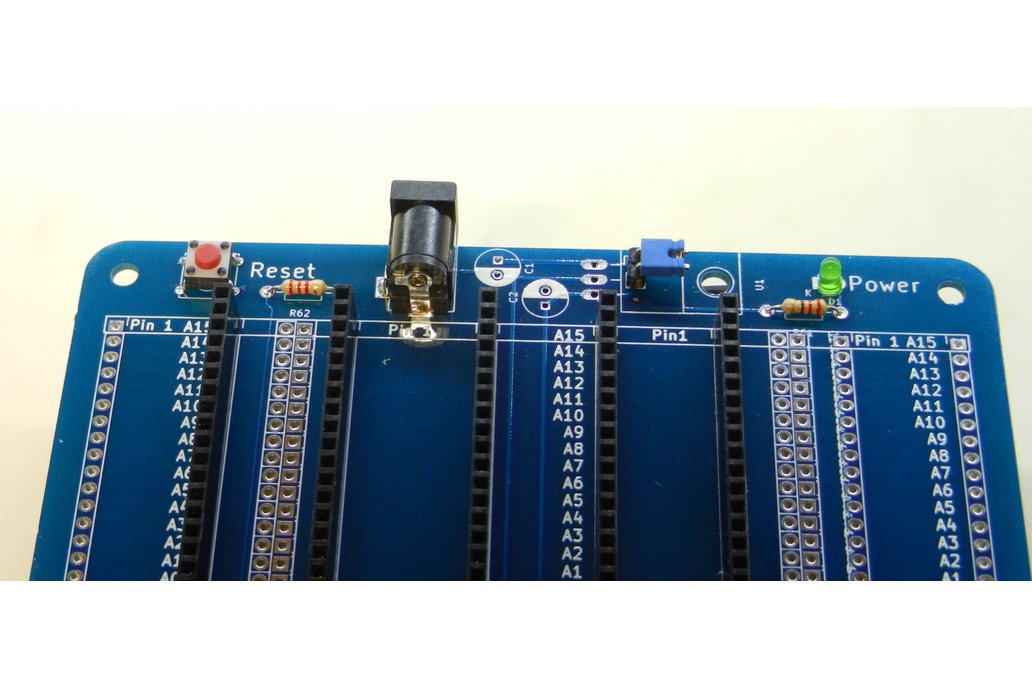 Backplane 8 For RC2014 - Z80 Homebrew Computer 1