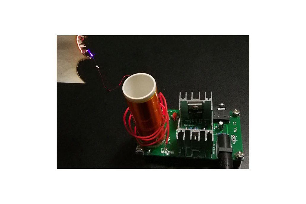Mini Tesla Coil Plasma Arc Speaker DIY Kit (13034) 3