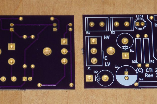 Isolated Wide Voltage Range Interface Board