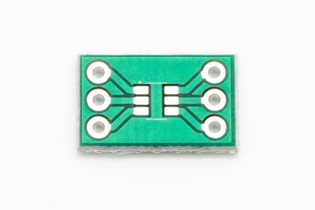 SOT23-6 t DIP Adaptor [Qty 3]