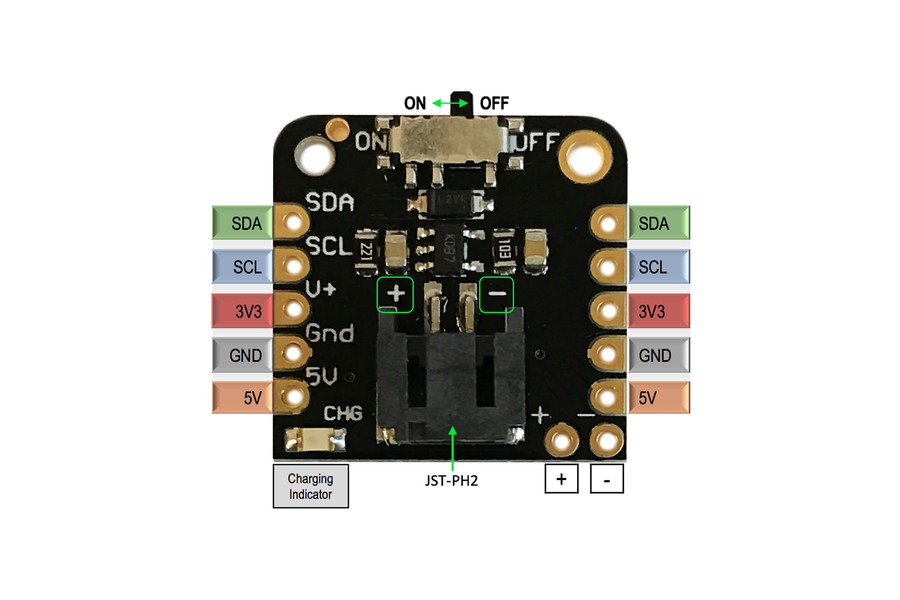 LiPo Charger for Stand-alone Arduino Projects
