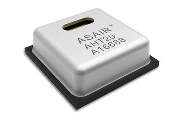 Aht20 integrated temperature and humidity sensor