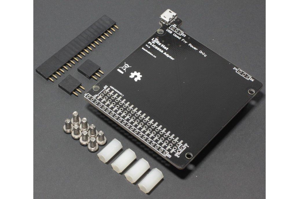 Pi IC880A Adapter 2