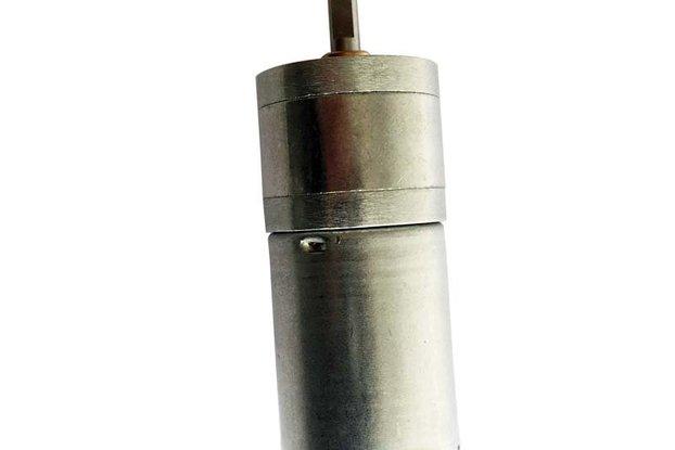 CGM-25GA-370 12V 320RPM DC Motor Deceleration Moto