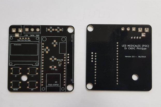 WS2812B STRIP LED ESP32 Driver
