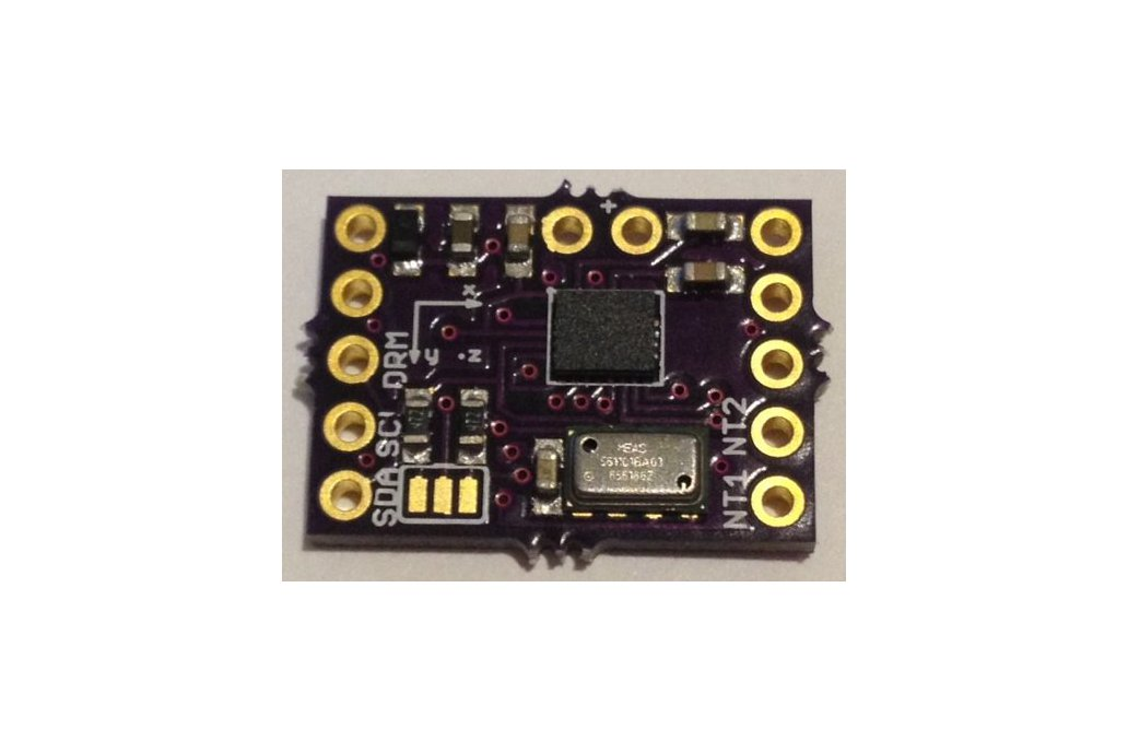 LSM9DS1+MS5611 breakout board 1