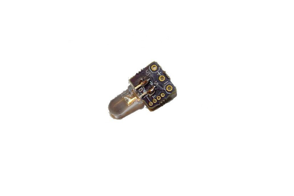 Joule Thief SMD DC/DC white Led 7