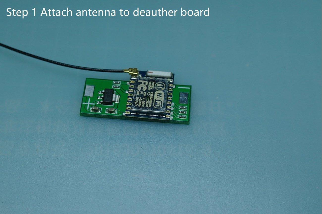 WiFi deauther 20000 mAh power bank DIY kit-White