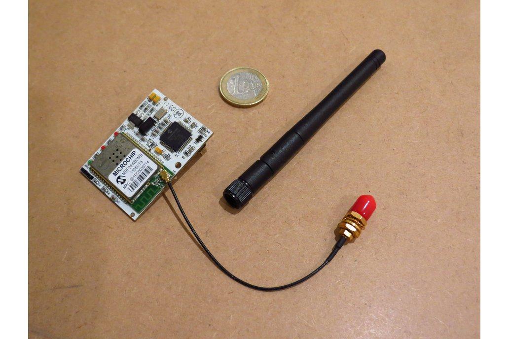 MICROCHIP WiFi developmenT smart IoT BEST of class 1