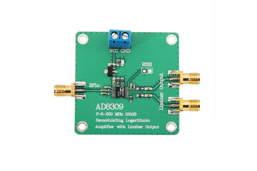 Detector Logarithmic Amplifier Power Meter 1
