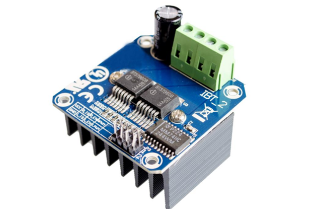 High-power motor drive module BTS7960