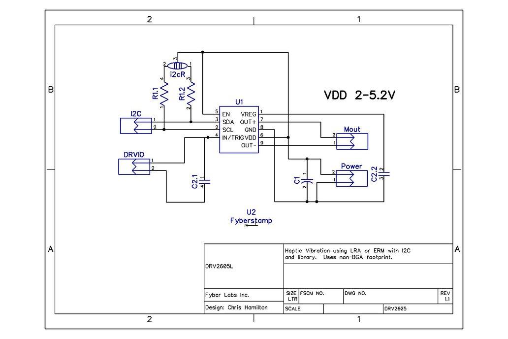 LRA Haptic Flex Module 4