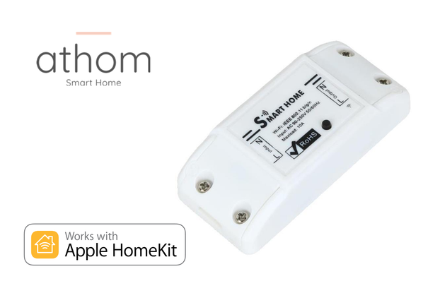 pre Flashed Homekit circuit breaker