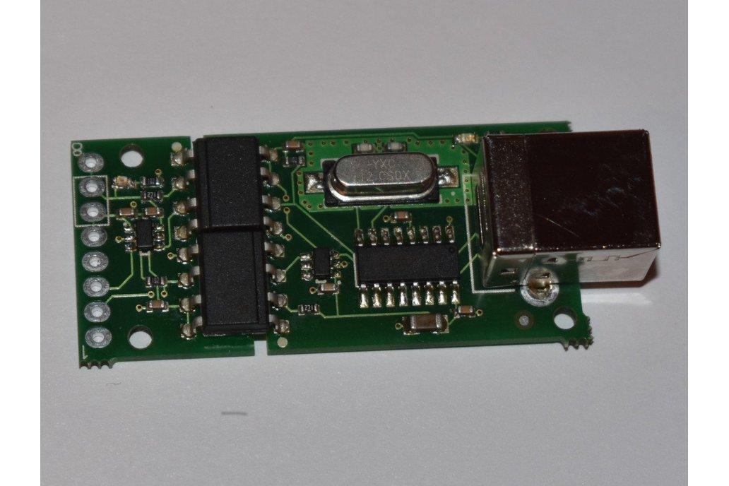 Optically Isolated USB-UART Adapter 1