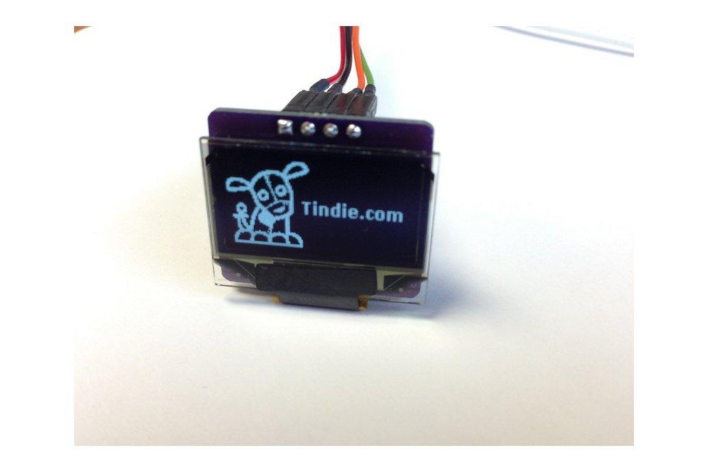 "0.96"" OLED i2c Display (3.3V - 5.0V) 1"