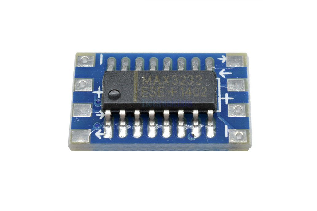 MCU Mini RS232 to TTL Converter 1