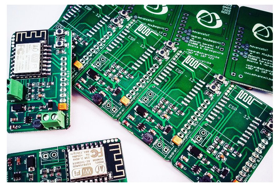 ESP RFID board for wiegand readers at (5V to 28V)