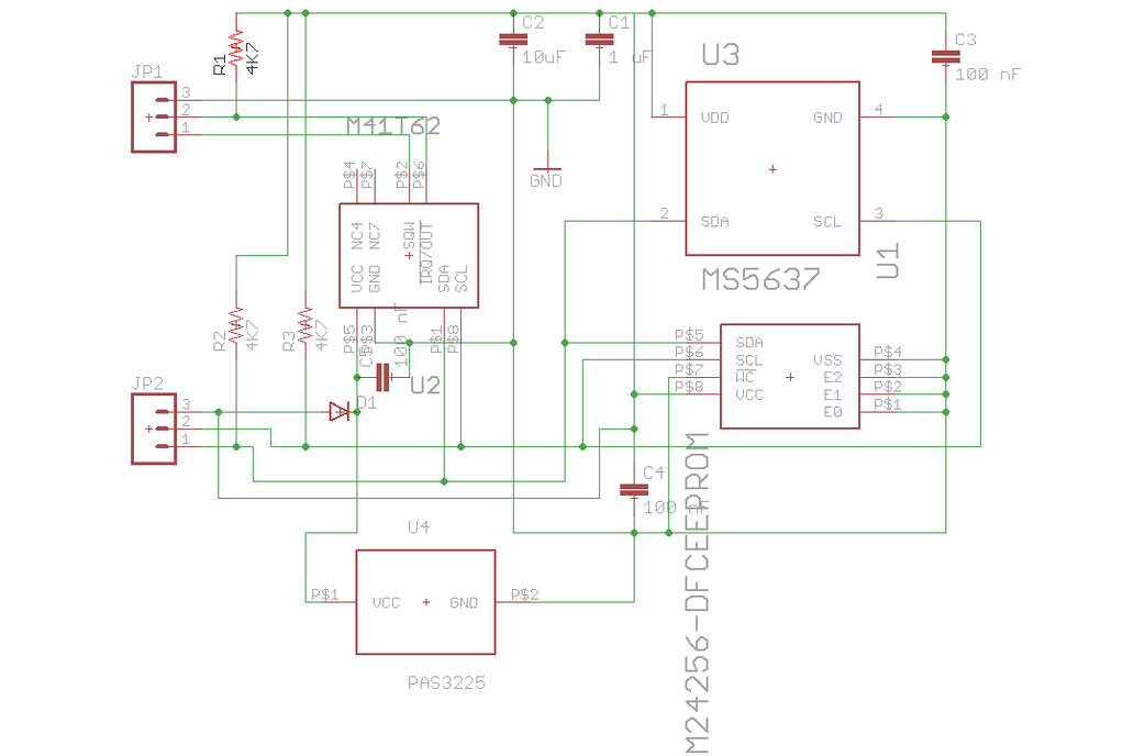 M41T62 Real Time Clock Add-On for Teensy 3.X 5