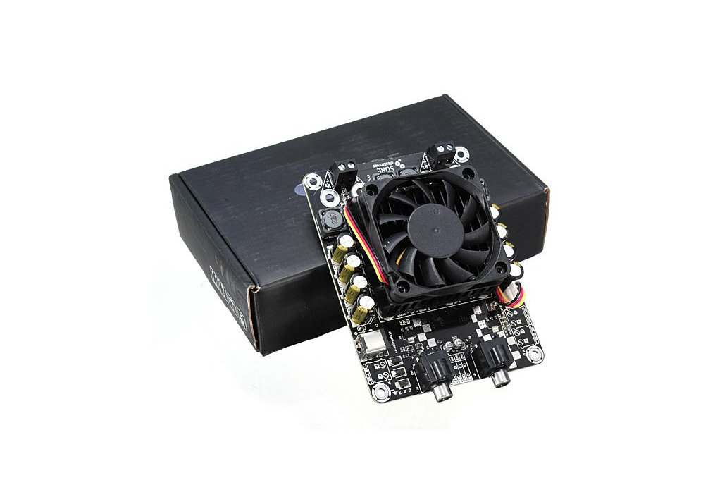 Audio Amplifier Board 7