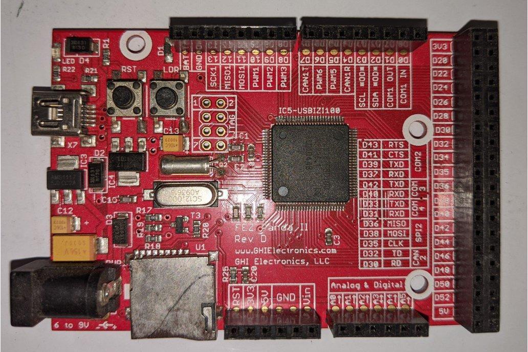 Panda Fez II .NETMF Board 1