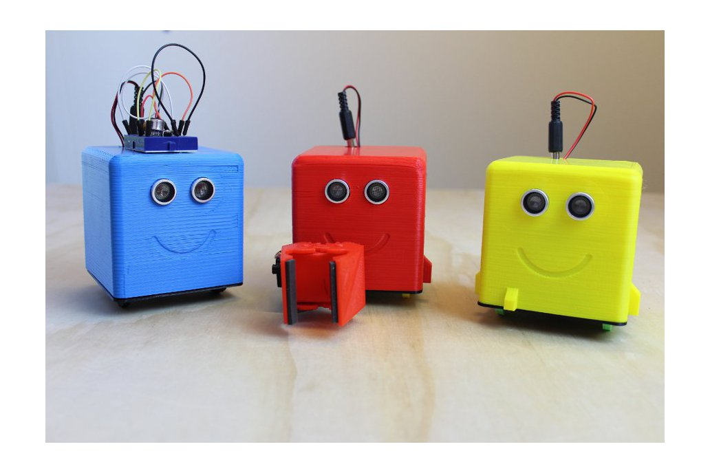 LittleBot: Simple Educational Robotics Kit 1