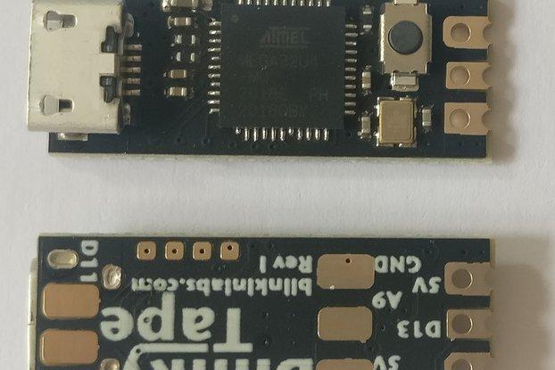 Blinkytape controller board