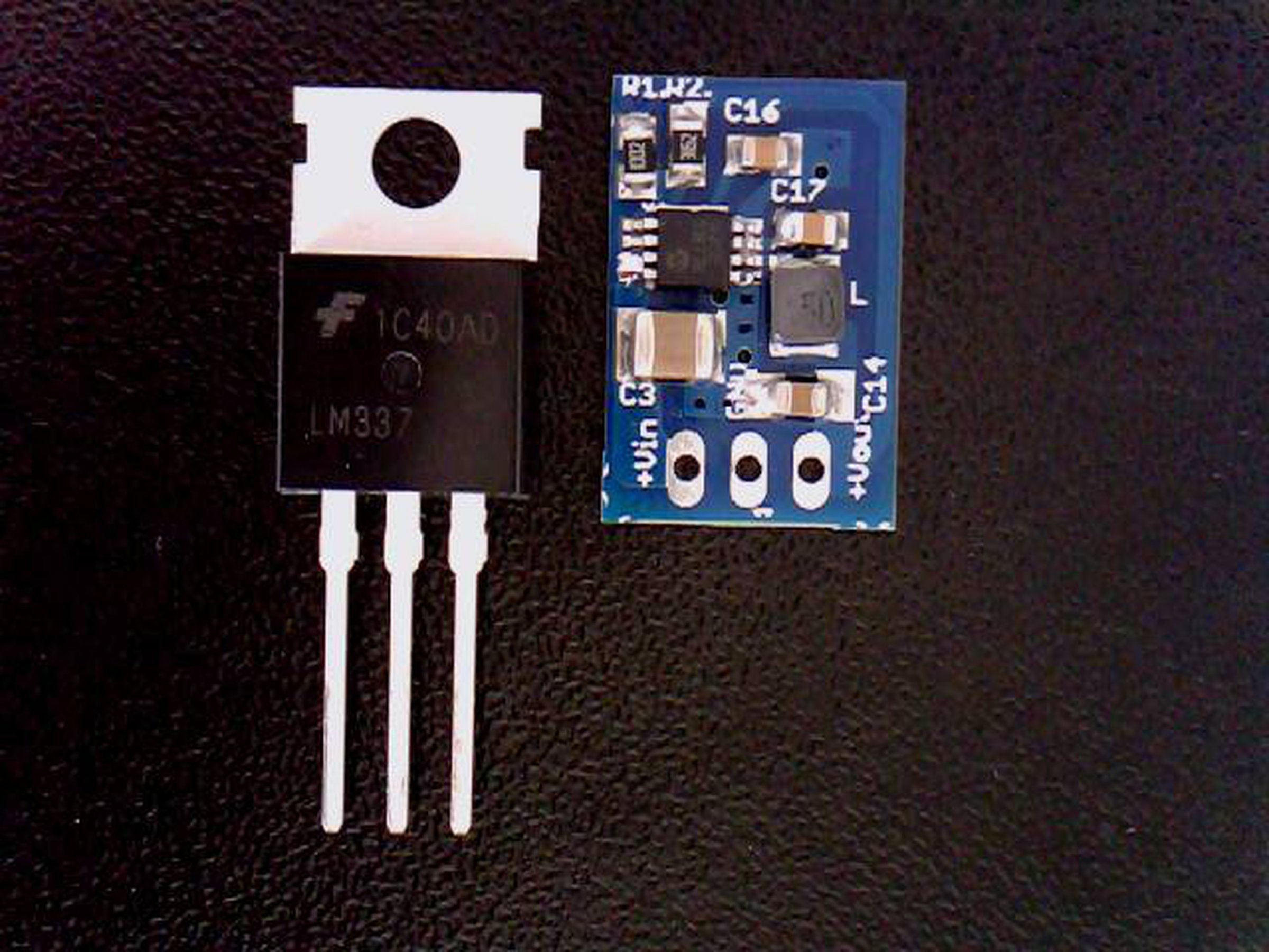 30v Synchronous Step Down Dc Converter From Nextevo On Tindie Usb Battery Replacement By Lm317 1