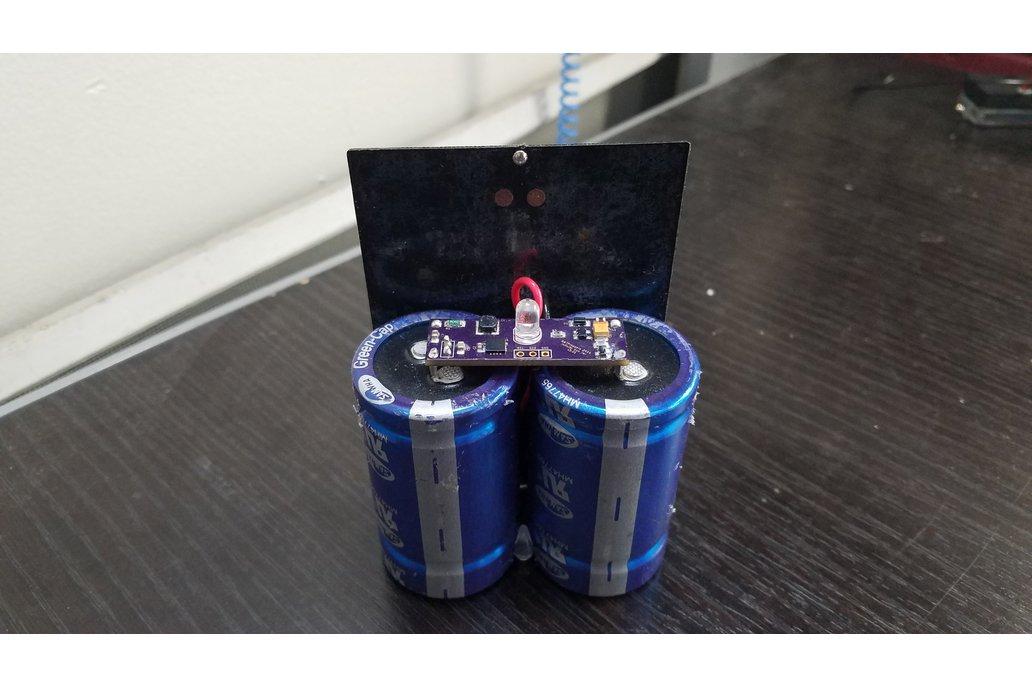 Infinity Sun Jar v3.01 prototypes 1