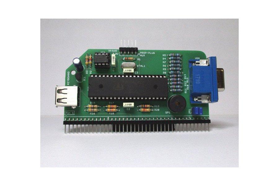 VGA Serial Terminal for RC2014