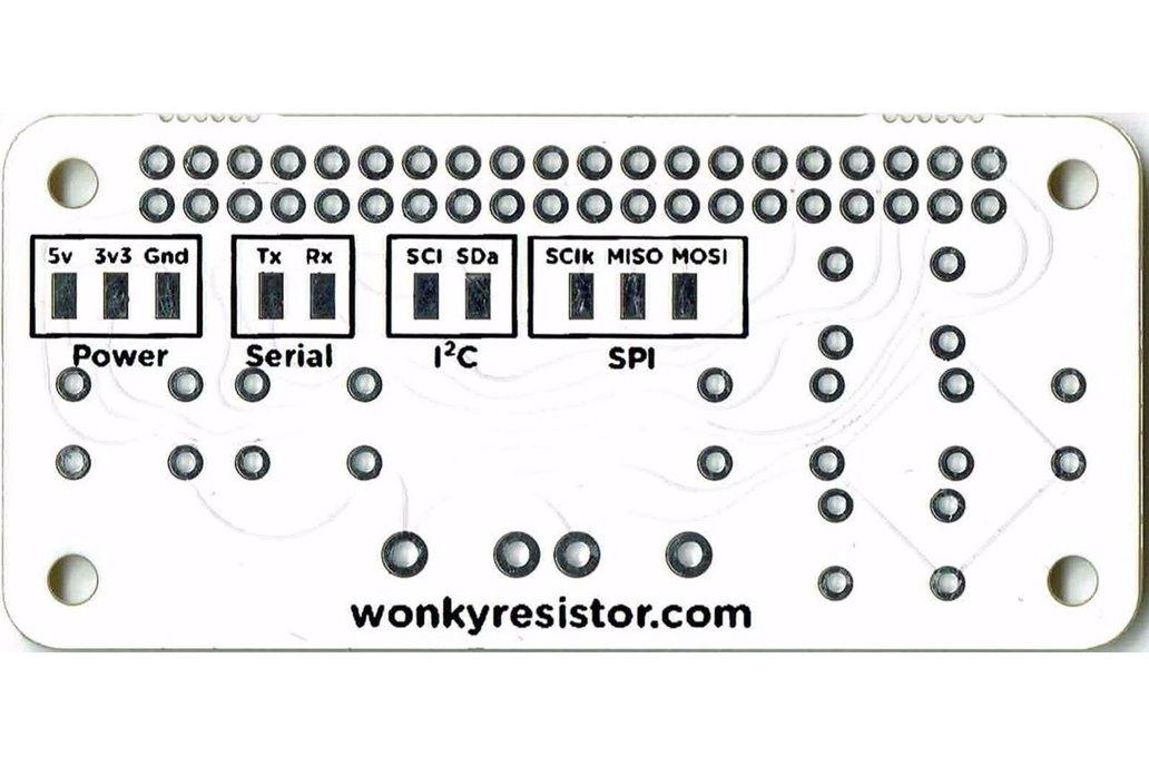 Score:Zero pHAT for Raspberry Pi 4