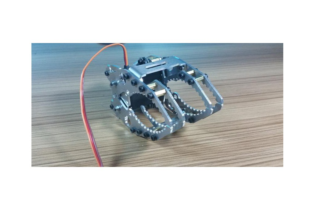 G116 Full Metal Robot Paw/Claw/Gripper 5