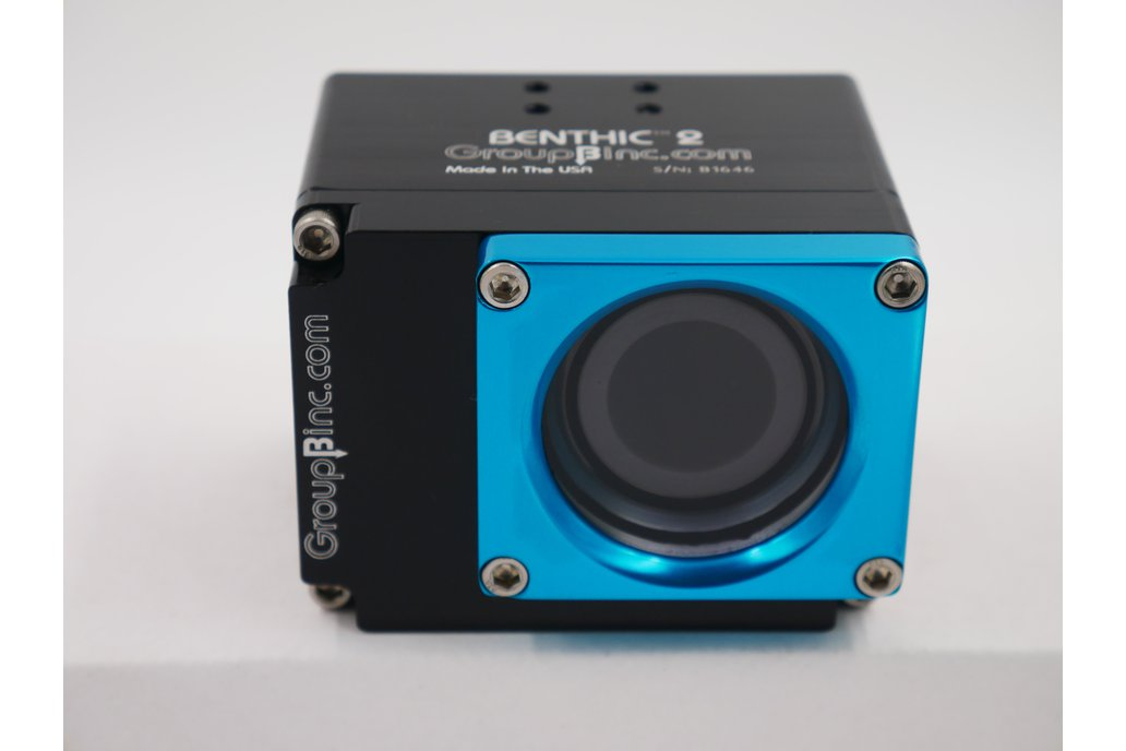 Extreme Depth Underwater Camera Housing 1
