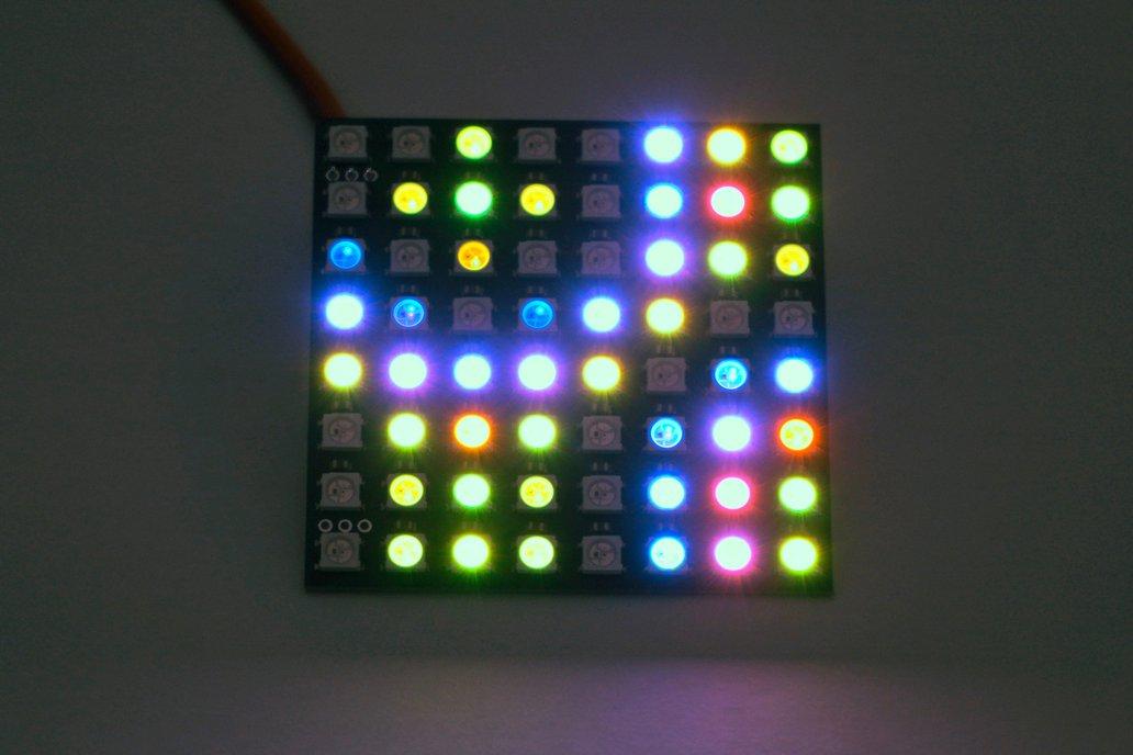 ElectroMage 8x8 LED Matrix 1