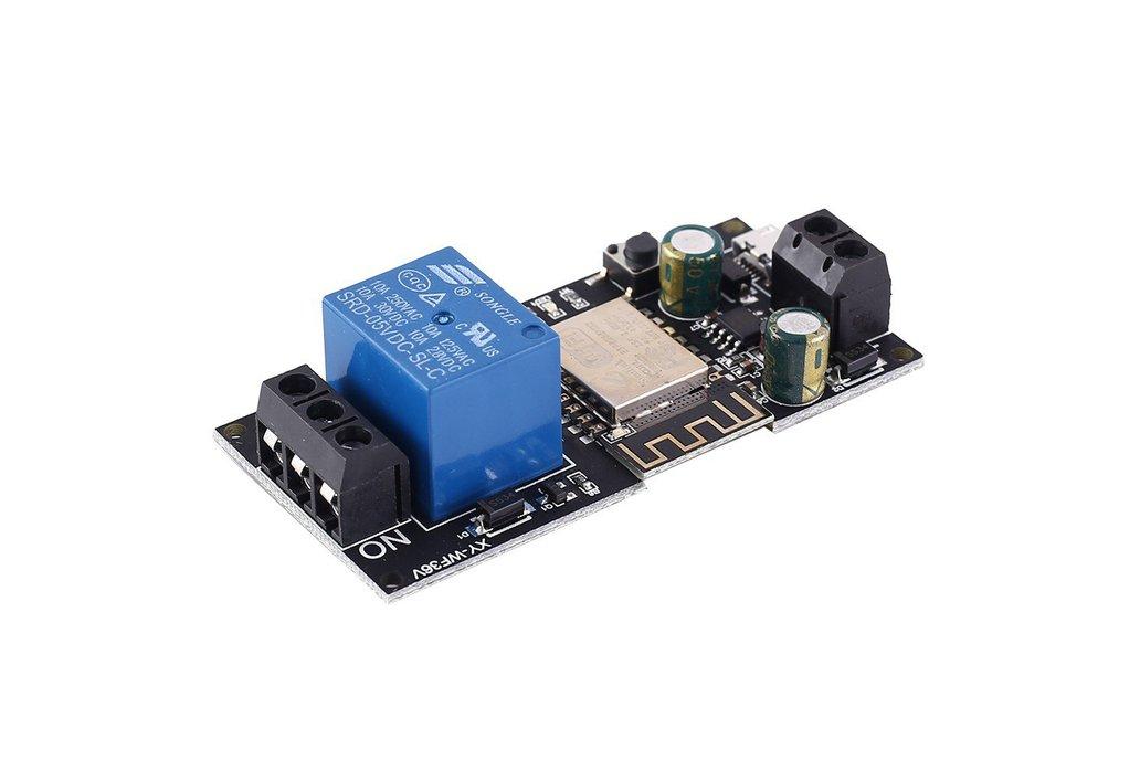 DC 12V 24V WIFI Relay Switch Module (13859) 1