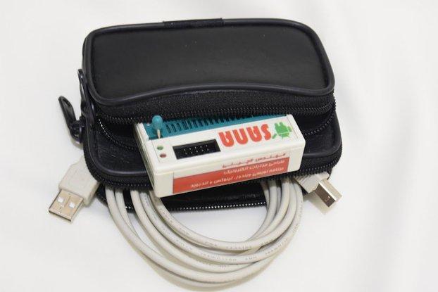 SANA USBASP Programmer and 89S5x , 24Cxxx , 93cxx