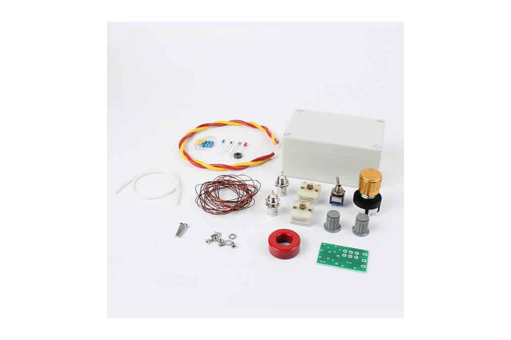 QRP 1-30 Mhz Manual Antenna Tuner Kit  1
