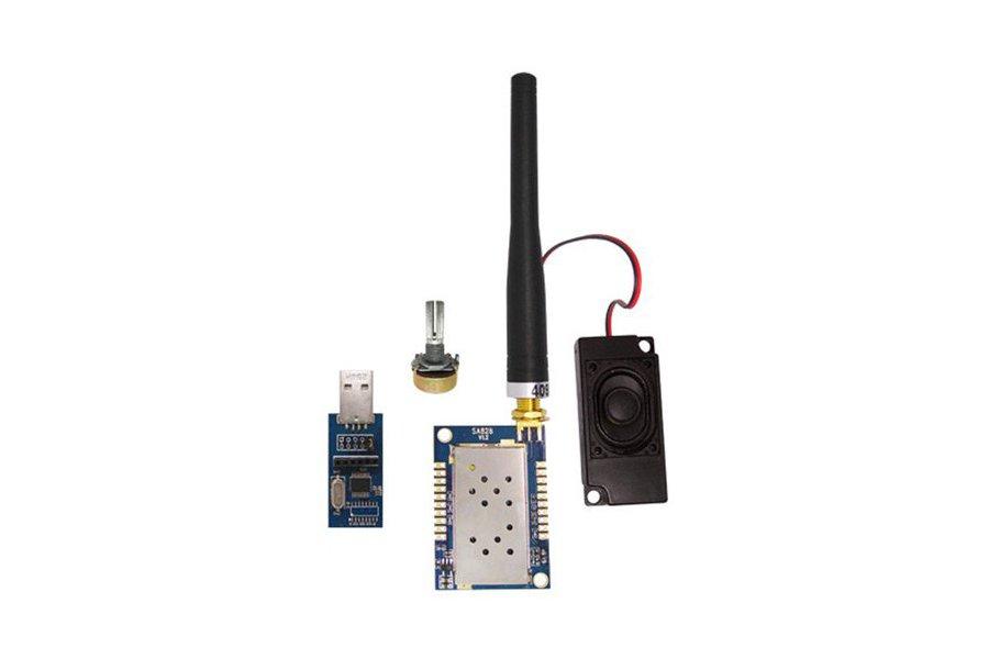 SA828 1W All-in-One Walkie Talkie Module kit