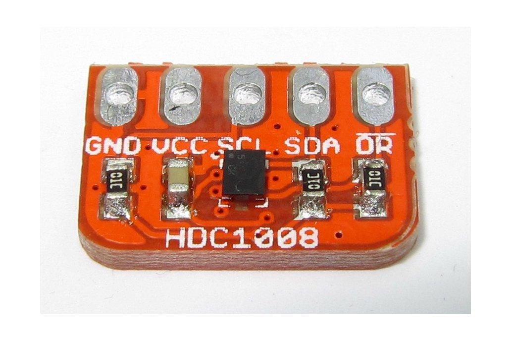 I²C humidity & temperature sensor 1
