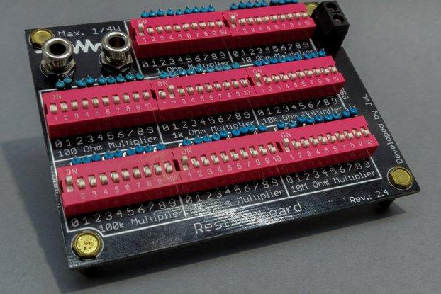 Resistor Decade