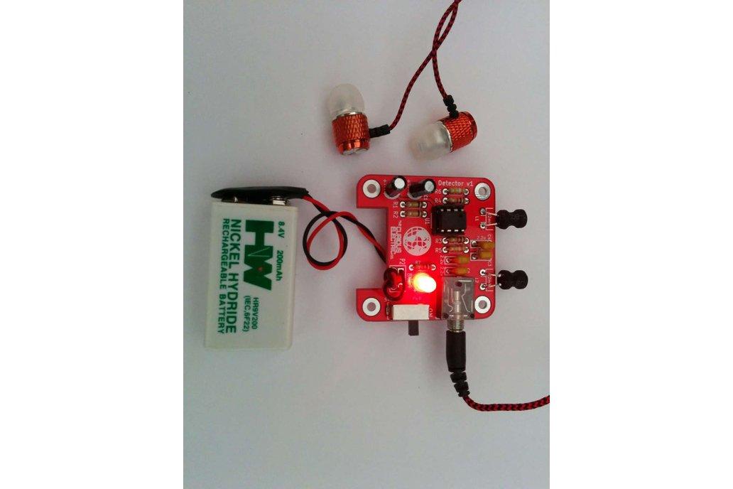EMF Detector 3