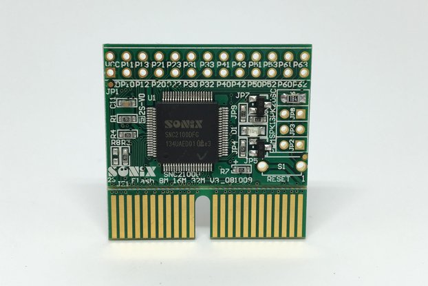 Foxonix 21K Project Board